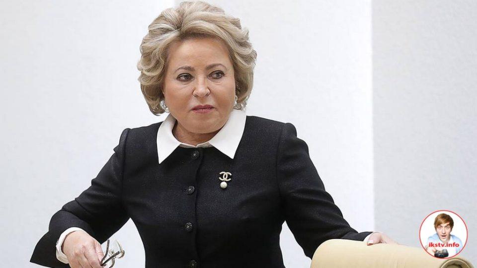 Матвиенко призвала детские телеканалы рекламировать качественные продукты