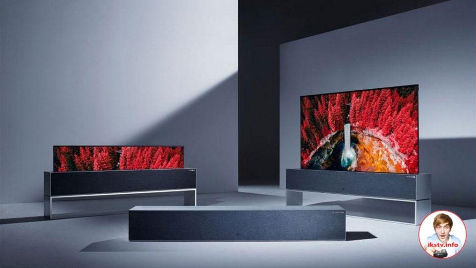 В LG перенесли дистрибуцию гибкого OLED-телевизора