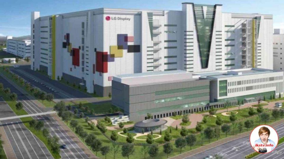 LG торопится запустить производство OLED-панелей в КНР