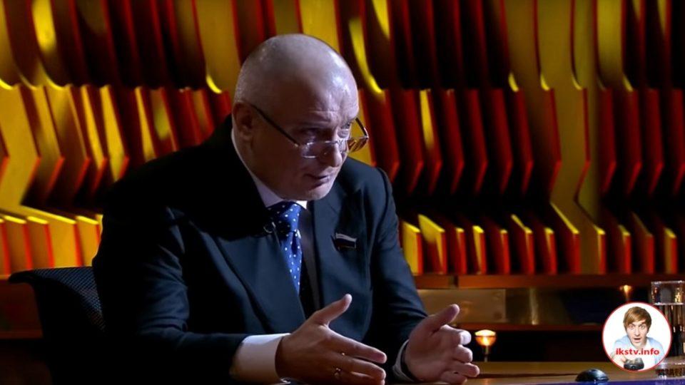 Клишас объяснил на Первом канале, почему люди боятся ухода Путина