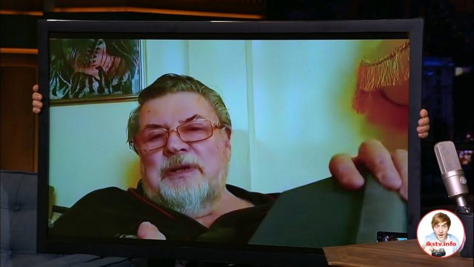 """Теперь невыходные: Ширвиндт удалённо посетил передачу и призвал смотреть """"Бабник"""""""