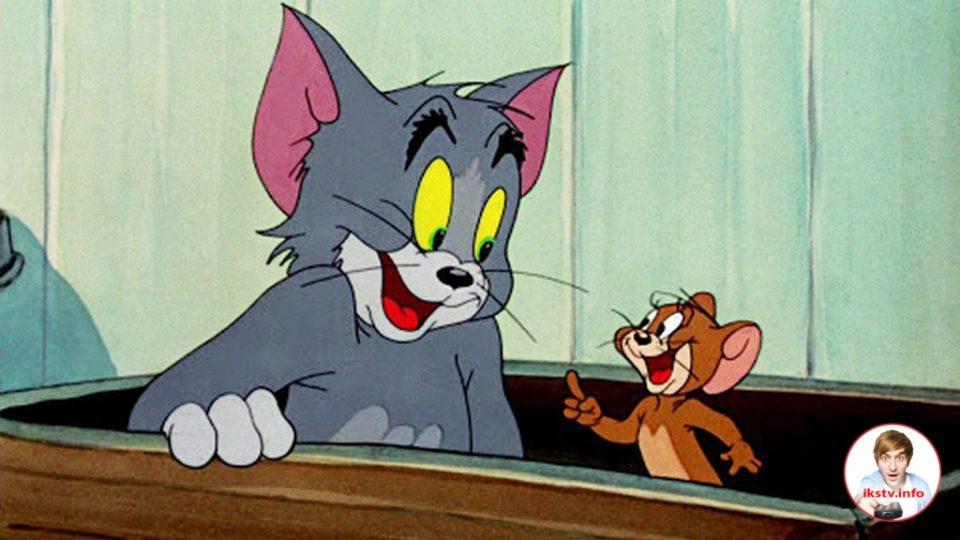 """Герои мультсериала """"Том и Джерри"""" отметили круглую дату"""