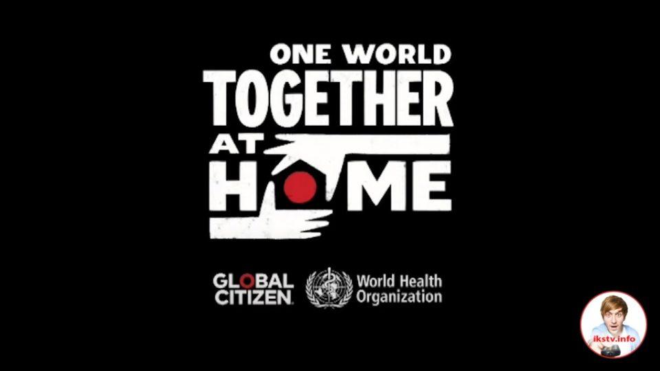 MTV Россия показал концерт зарубежных звёзд «Единый мир: дома вместе»