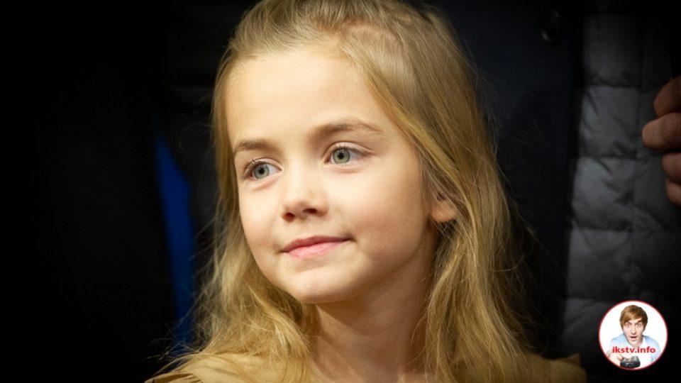Маленькая русская актриса Тимофеева снимется в американском сериале