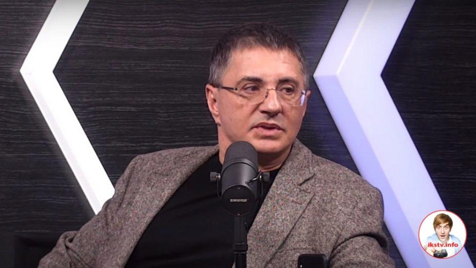 Доктор Мясников призвал к здравомыслию противников карантина