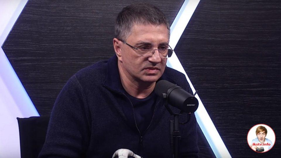 Доктор Мясников высоко оценил главврача в Коммунарке