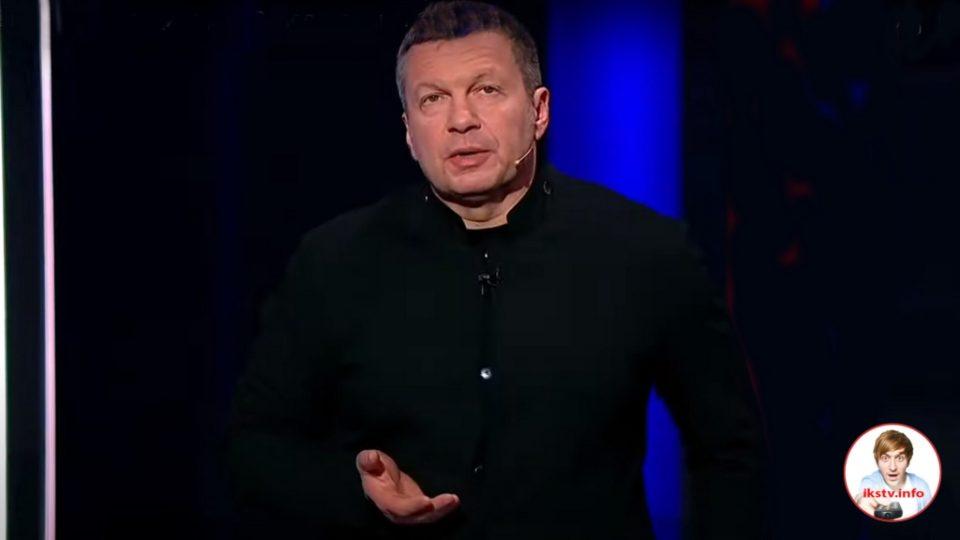 Соловьёв назвал Уткина жалким подобием когда-то способного человека