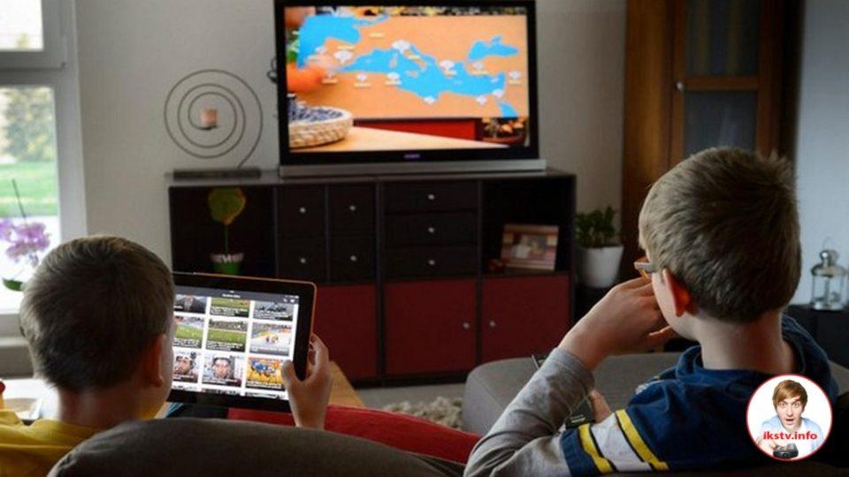 Российские учащиеся старших классов смогут смотреть уроки по телевизору