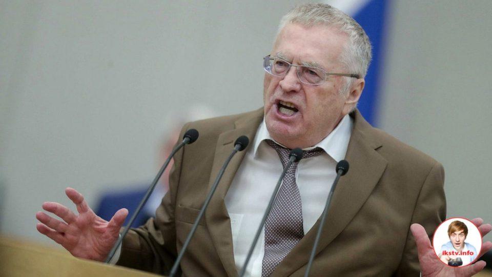 Жириновский призвал не показывать по ТВ деликатесы