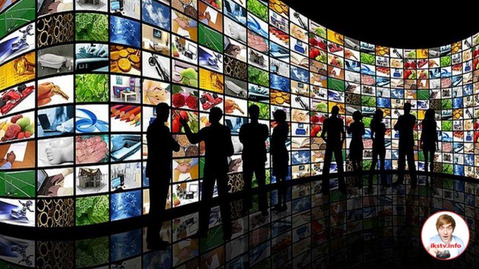 Телевидение остаётся главным источником информации для жителей России