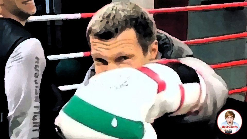 Соловьёв показал как проходят его тренировки по боксу