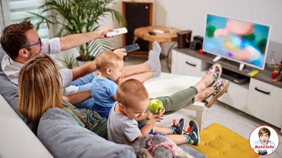 В России ТВ-любители не любят смотреть телевизор в одиночестве