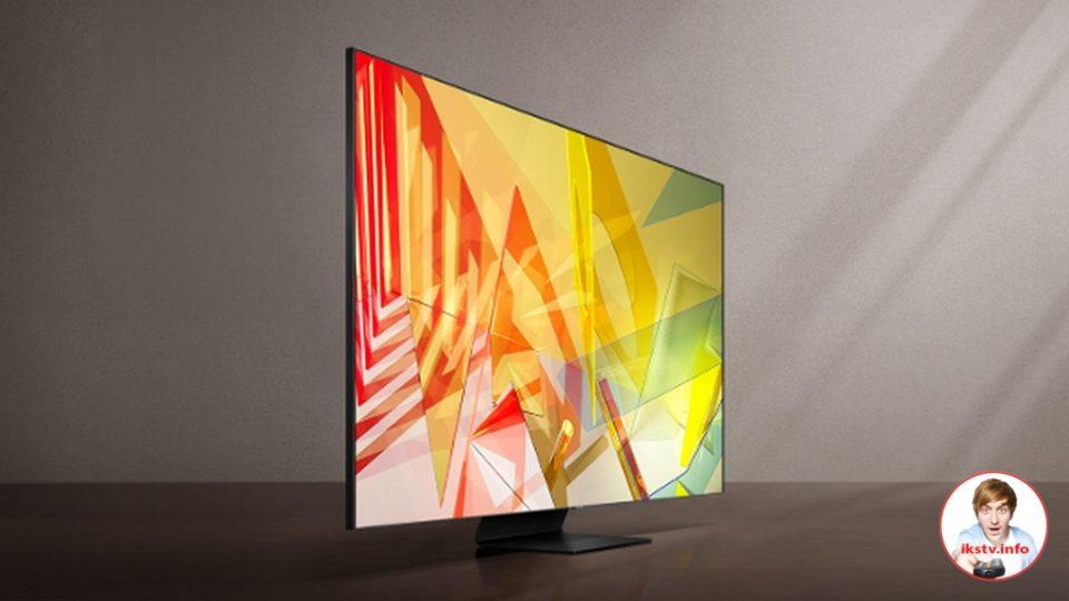 Подсветка телевизора Samsung Q90T обеспечивает яркое изображение с широким диапазоном контрастности