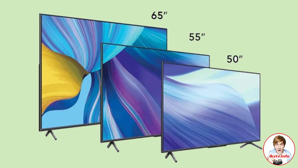Honor представил новую линейку умных телевизоров X1 Smart TV