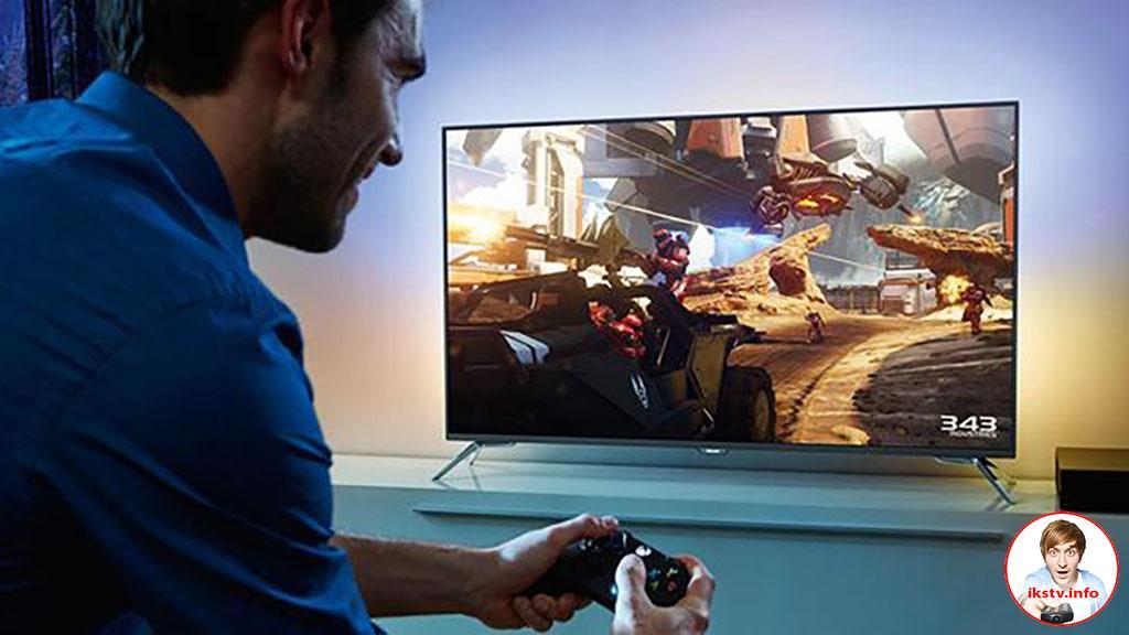Компьютерные игры становятся доступны на Android TV