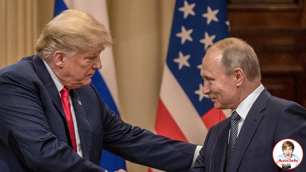 Слишком мягко! CNN раскритиковал Трампа за тон общения с Путиным
