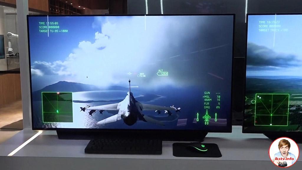 LG выпустил телевизор с диагональю 48 дюймов и поддержкой G-Sync