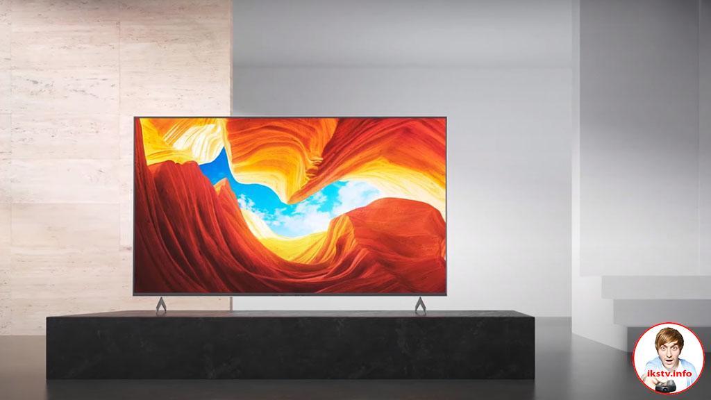 В России стал доступен телевизор Sony Bravia XH90 со светодиодной подсветкой