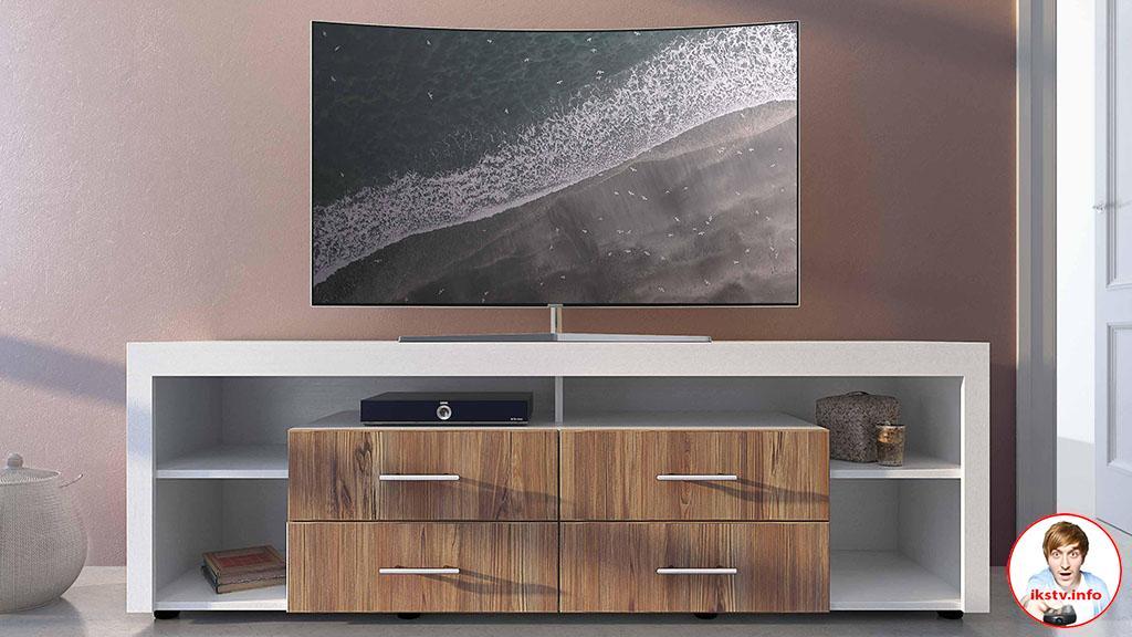 Как правильно выбрать тумбу для современного телевизора? Важное решение