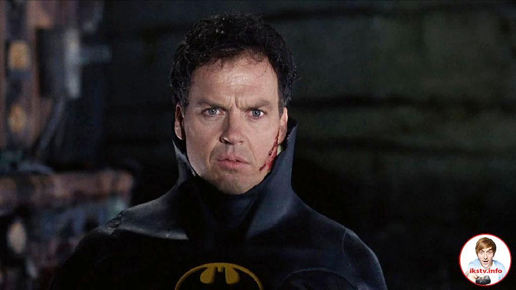 Опять за старое: Китон может вернуться к роли Бэтмена