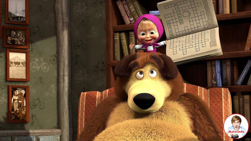 """Триумф: """"Маша и Медведь"""" - любимый мировой развлекательный бренд!"""