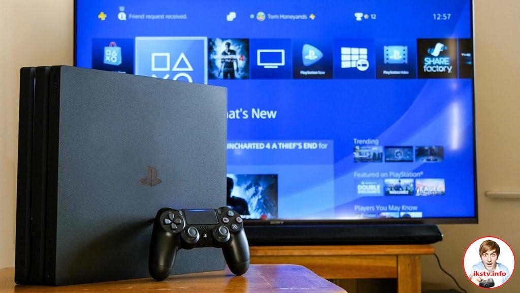 В Sony выпустили 4 телевизора для видеоигр