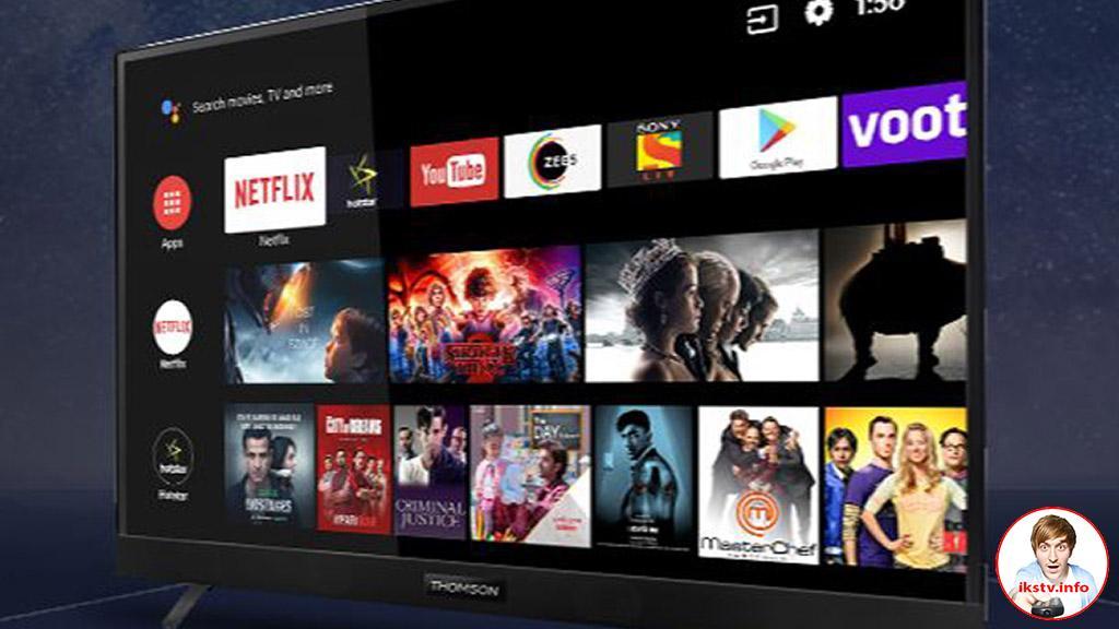 Телевизоры Thomson Oath Pro получили поддержку HDR 10