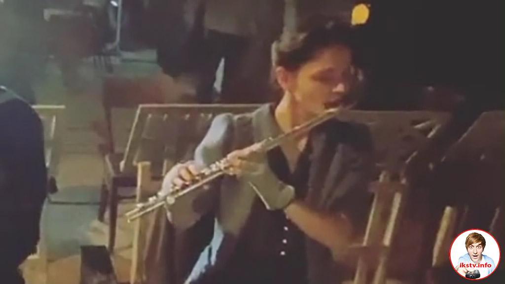"""Боярской пришлось брать уроки игры на флейте для роли в сериале """"Седьмая симфония"""""""