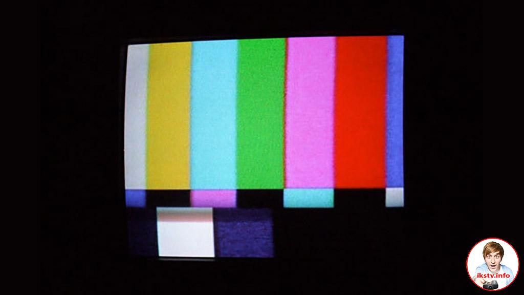 Тестовые полоски на ТВ придумали два инженера