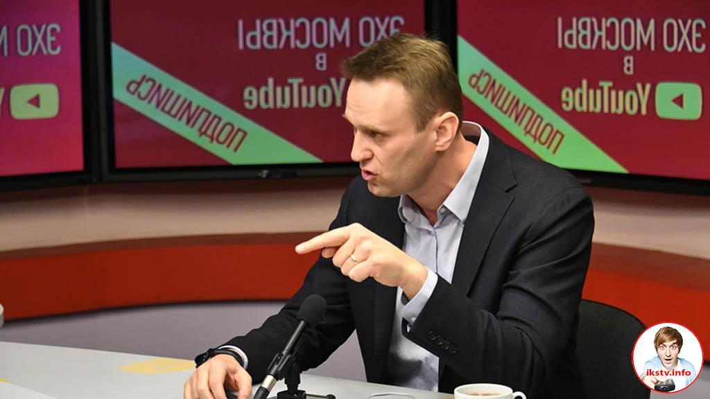RT: Навальный может завалиться в тюрьму на пять лет