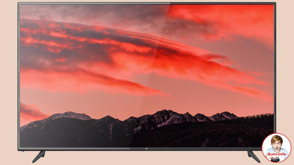 """BQ выпустила свой первый """"умный"""" телевизор с разрешением 4K"""