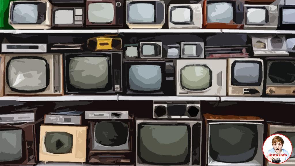 Старому телевизору можно найти достойное применение