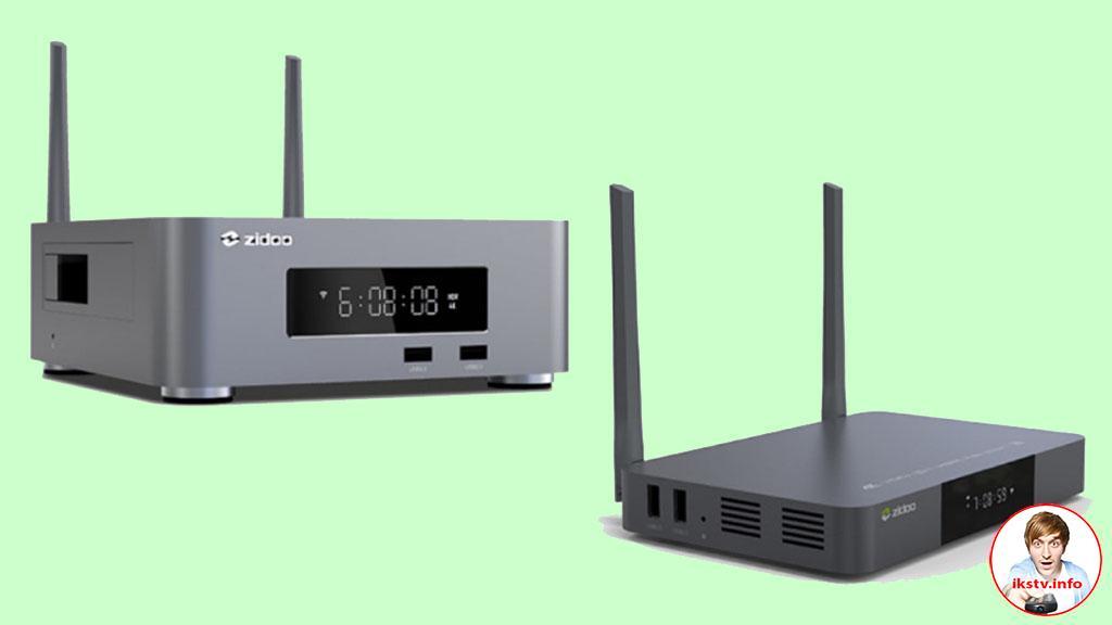 В продаже появились новые ТВ-приставки от Zidoo