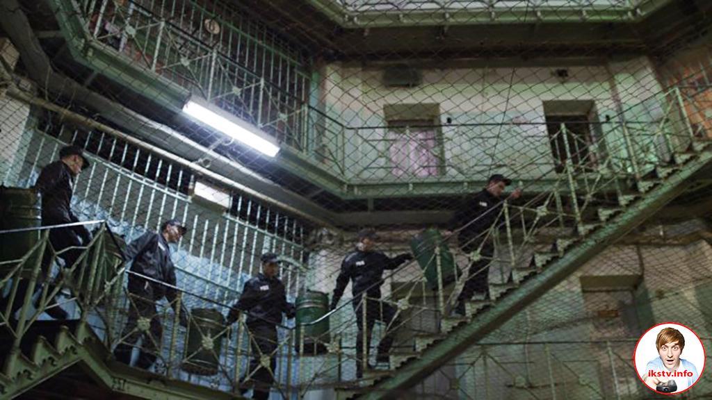 Netflix заинтересовался российской тюрьмой