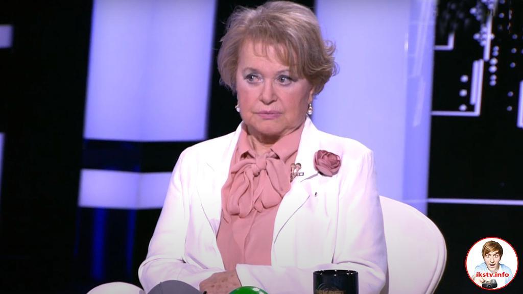 Талызина рассказала, как Ахеджакова относится к коллегам