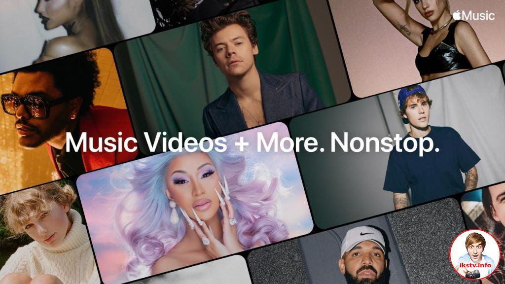 В Apple запустили Music TV