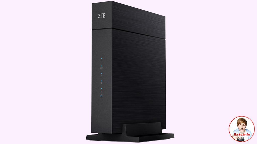 ZTE выпустил ТВ-приставку с поддержкой 5G