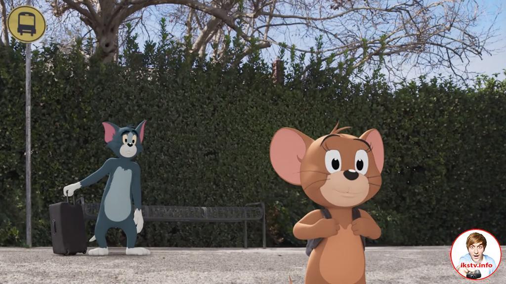 """Тома и Джерри """"втиснули"""" в кино"""