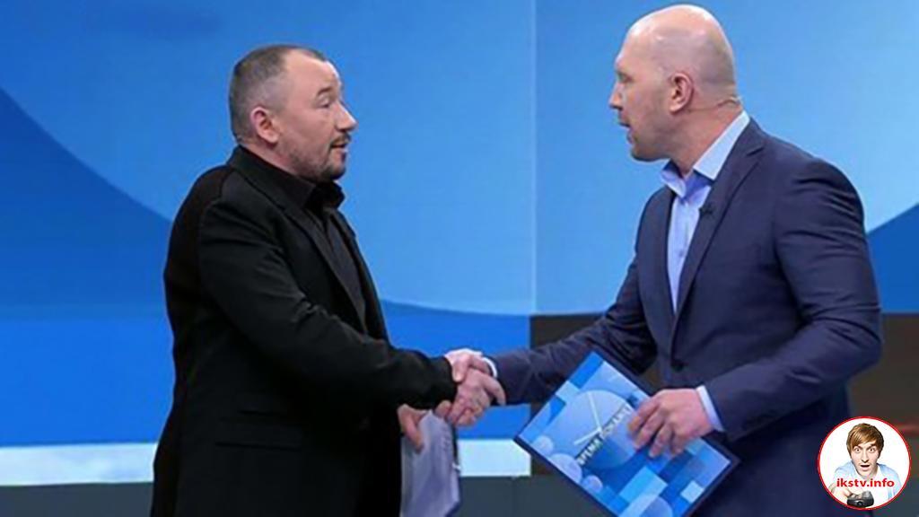 """Из передачи """"Время покажет"""" пропали ведущие"""