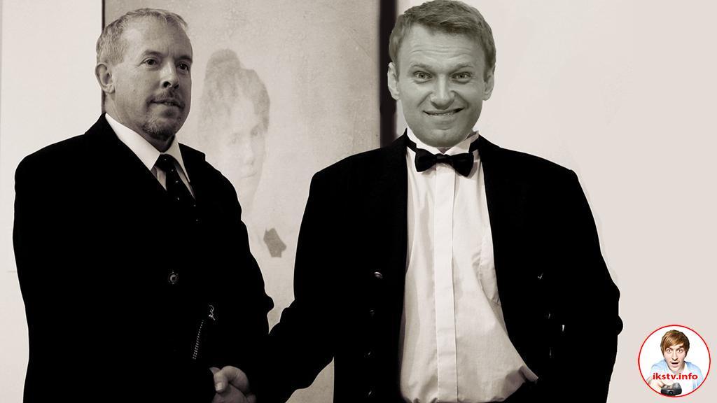 """Макаревич решил """"присосаться"""" к Навальному"""