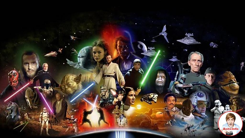 """В Disney хотят выпустить 10 сериалов по мотивам """"Звёздных войн"""""""
