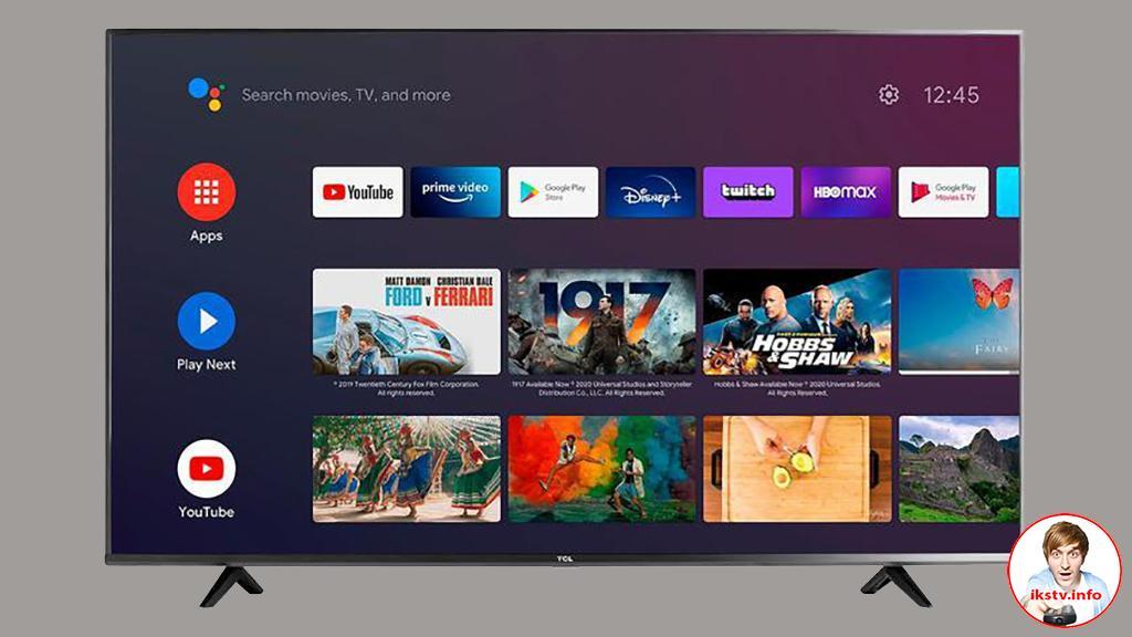 TCL обновит до Android TV 11 лишь несколько телевизоров