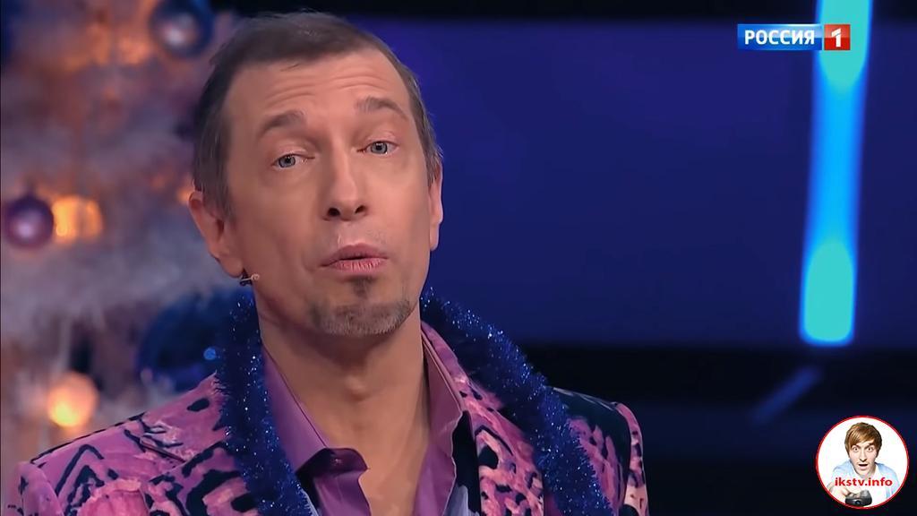 """На """"Россию 1"""" вспоминать о новогоднем детстве позвали гея"""