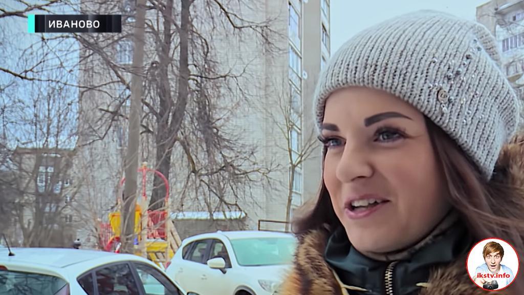 На ТВ рассказали о жизни сделавшей Путину предложение девушки
