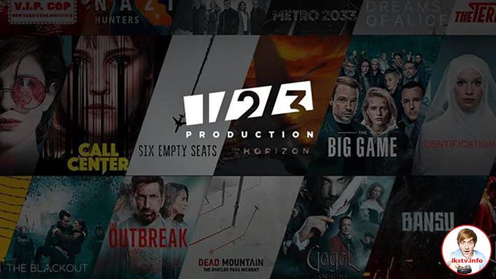1–2–3 Production будет создавать документальное и сериалы
