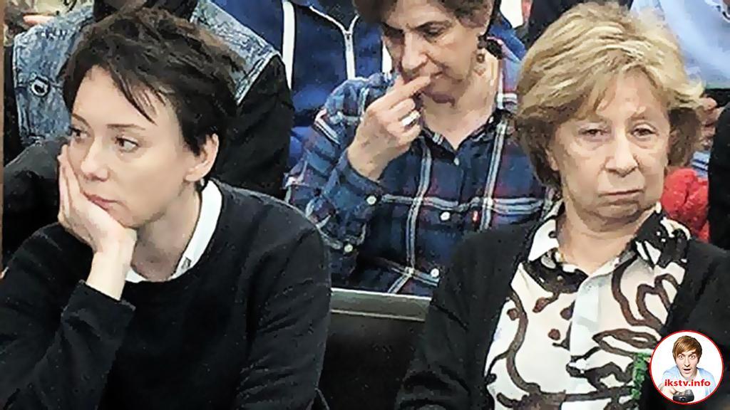 Ахеджакова с Хаматовой направили материнский инстинкт в Навального