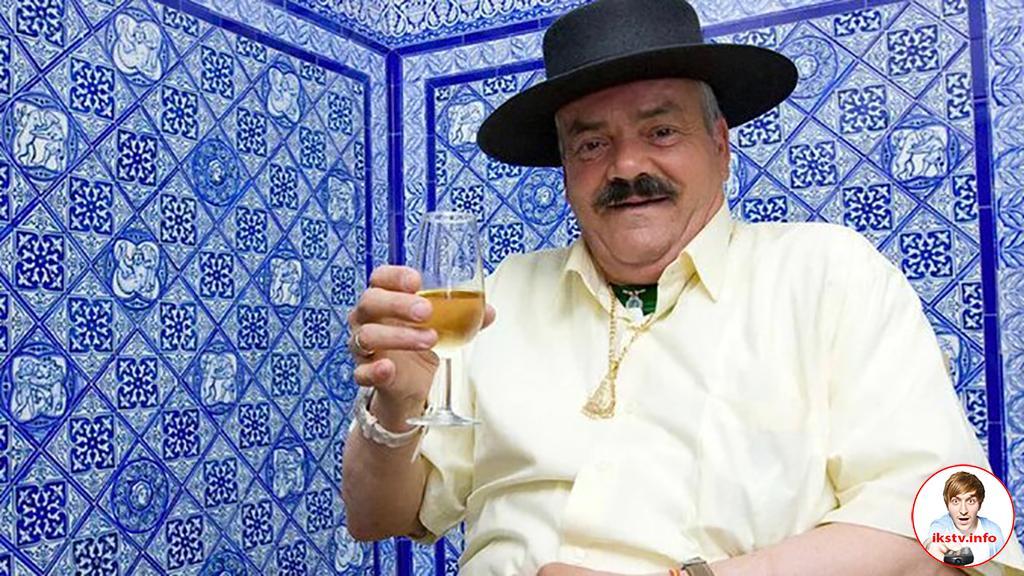 Умер известный испанский телеведущий Борха