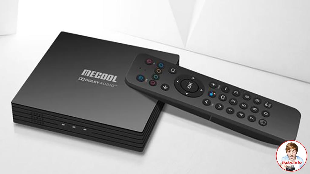 Вышла приставка Mecool KT1 с сертификацией для Dolby Audio