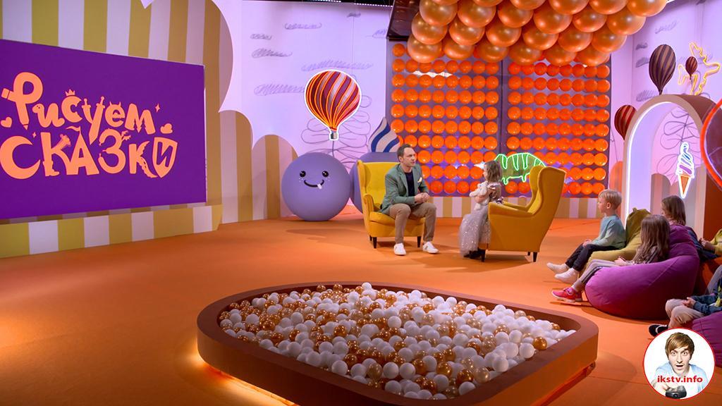 ТВ-3 и Союзмультфильм стали рисовать сказки
