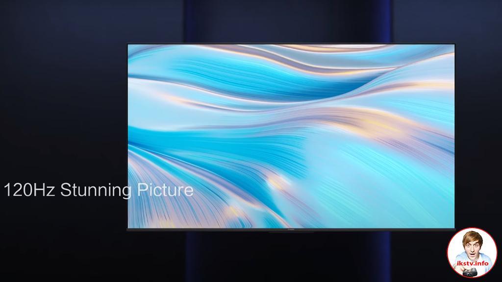 В Huawei выпустили телевизоры Vision S на своей ОС